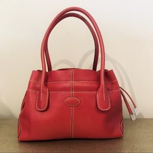 TODS All Leather Hand Bag